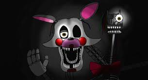 Five Nights at Freddy's 壁紙 called fnaf.jpg mangle