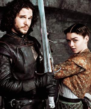 Arya Stark & Jon Snow