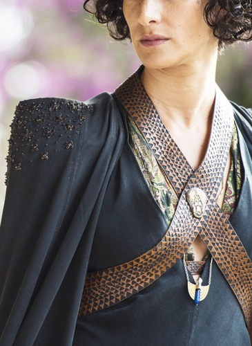 game of thrones wallpaper probably with a kimono titled Ellaria Sand