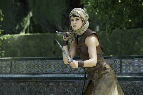 Game of Thrones wallpaper called Tyene Sand