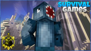 iBallisticSquid wallpaper Survival Games