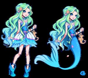 little mermaid CO
