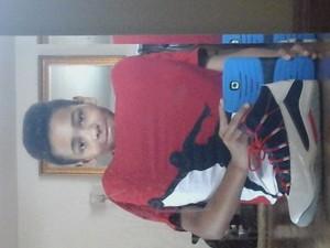 my Jordan hari outfit
