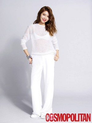 ooyoung - Cosmopolitan March 2015