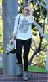 paris jackson out in calabasas 2015
