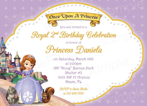 Sofia The First kertas dinding entitled sofia the first