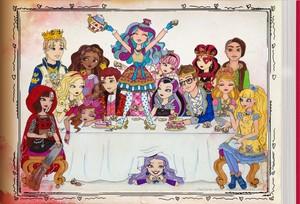 چائے party EAH