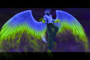 mbwa mwitu wings