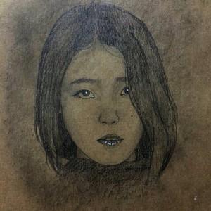 150403 IU (dlwlrma) liked the fanart of her postato da fan artist (a__mucha) on Instagram