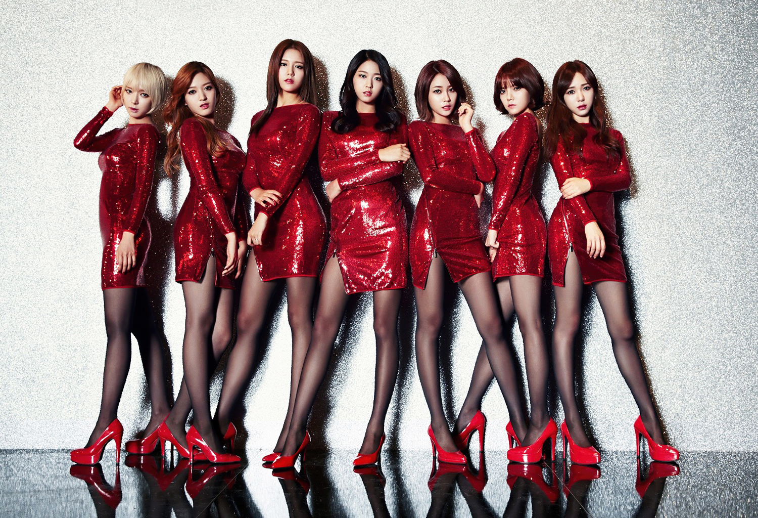 AOA for Miniskirt Japanese Version