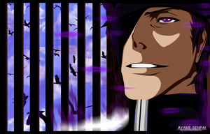 *Aizen's Overflowing Power*
