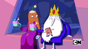 """Ancient Sleeping Magi of Life Giving"" and ice King"