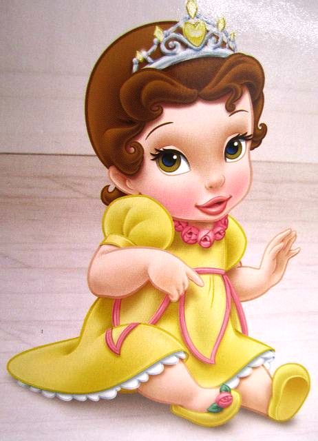 Baby belle beauty and the beast photo 38352159 fanpop - Princesse disney bebe ...