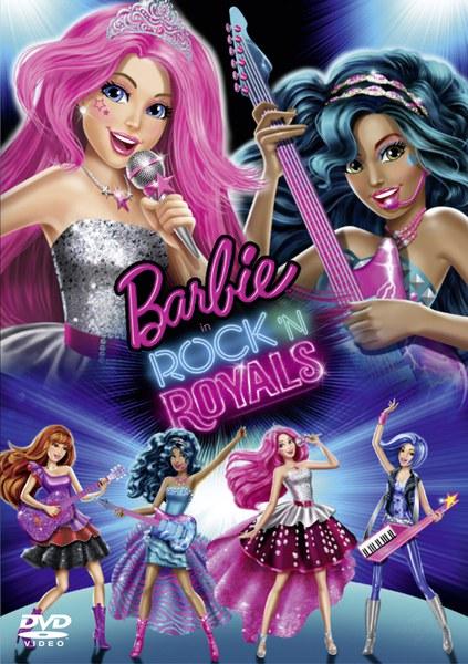 barbie in Rock 'N Royals dvd Release Date: 31 August