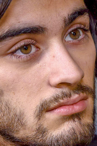 Zayn Malik wallpaper entitled              Beautiful Eyes ♥