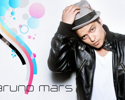 Bruno Mars wolpeyper possibly with a well dressed person, an outerwear, and a fedora called Bruno Mars
