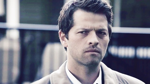 Castiel wallpaper possibly containing a business suit and a portrait titled ★ Castiel ★