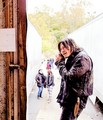 Conquer - Bts - the-walking-dead photo