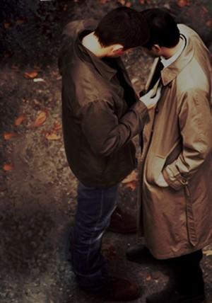 ● Dean and Castiel ●
