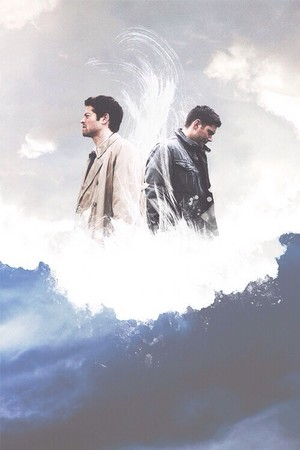 ● Dean and Castiel ●