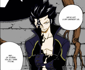 *Evil Gray Fullbuster The Spy*