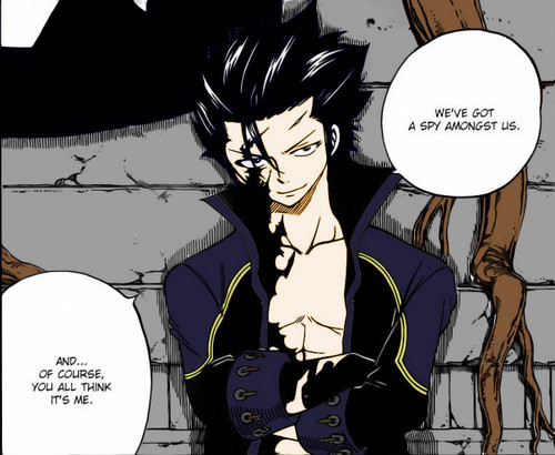 fairy tail wallpaper with animê called *Evil Gray Fullbuster The Spy*