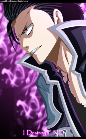 *Evil Gray Fullbuster Will Destroy END*