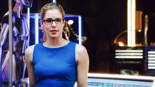 Felicity Smoak kertas dinding probably containing a leotard entitled ✦ Felicity Smoak ✦