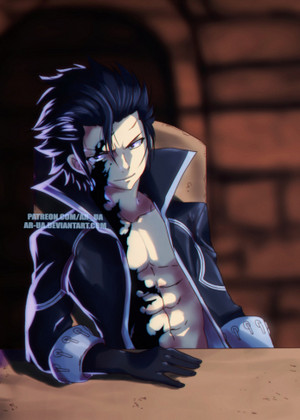 *Gray Fullbuster of Avatar*