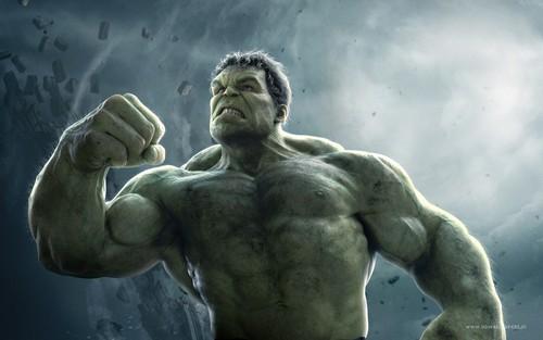 The Avengers karatasi la kupamba ukuta entitled Hulk