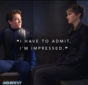 """I'm Impressed"""