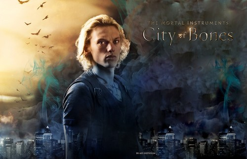 Shadowhunters wallpaper possibly with a concerto and a sign entitled Jace Wayland
