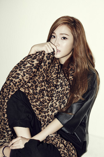 jessica snsd wallpaper called Jessica for blanc & Eclare