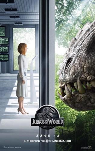 Jurassic World kertas dinding called ✖ Jurassic World ✖