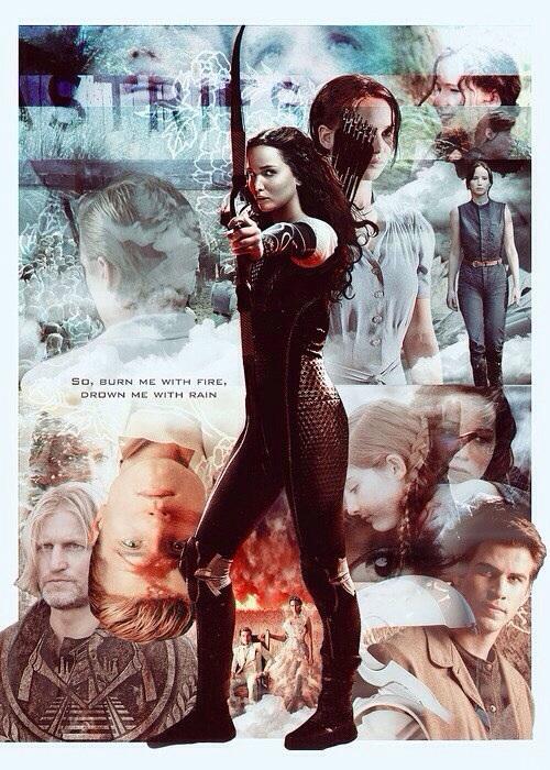 ★ Katniss Everdeen ★