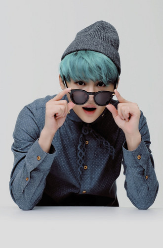 JYJ fondo de pantalla possibly containing sunglasses entitled Kim Junsu