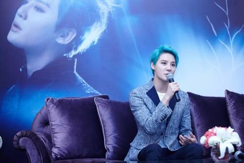 JYJ wallpaper titled       Kim Junsu