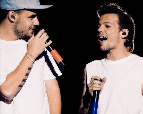 Liam and Louis