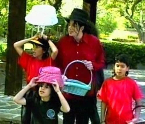 Michael Jackson Images ☼ MJ's Easter Egg Hunt ☼ Wallpaper