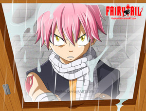 *Natsu Going to Find Gray*