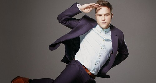 Olly Murs achtergrond containing a business suit, a suit, and a well dressed person entitled Olly Murs