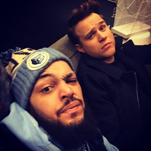 Olly and Travie