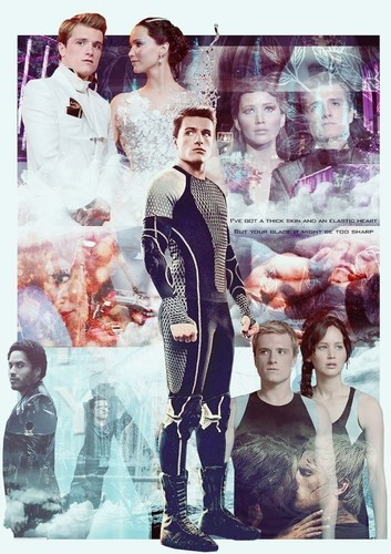 Peeta Mellark 바탕화면 probably containing a well dressed person and a business suit titled ★ Peeta Mellark ★