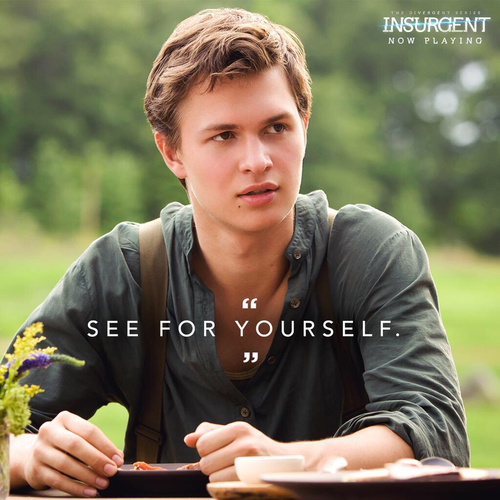 """See For Yourself"" - Divergent Photo (38379908) - Fanpop"