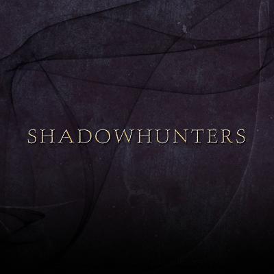 Shadowhunters TV Zeigen Hintergrund entitled 'Shadowhunters' official logo