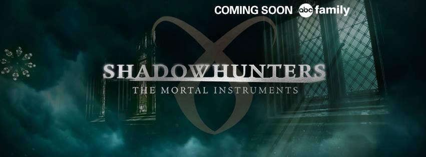 'Shadowhunters' official logo
