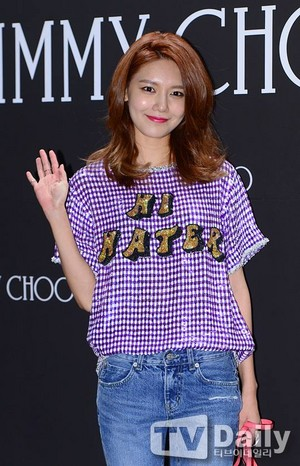 Sooyoung - Jimmy Choo Flagship Store