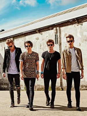 The Vamps Photoshoot