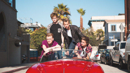 The Vamps wallpaper titled                 The Vamps