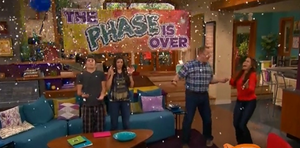 """The phase is over!"""